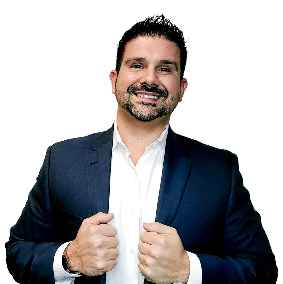 Andrew Ragusa, broker owner at Real Estate Market Innovators